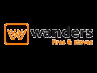 Poêle à bois Wanders - Black Diamond